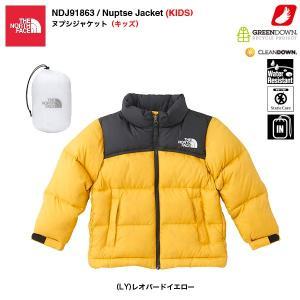 THE NORTH FACE NDJ91863 Nuptse Jacket  / ザ・ノースフェイス ヌプシジャケット(キッズ) bussel