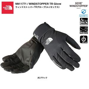 THE NORTH FACE NN11771 WINDSTOPPER TR Glove / ザ・ノースフェイス ウィンドストッパーTRグローブ(ユニセックス) bussel