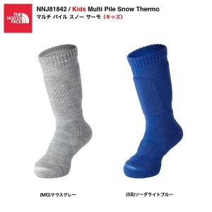 THE NORTH FACE NNJ81842 Kids Multi Pile Snow Thermo / ザ・ノースフェイス マルチ パイル スノー サーモ(キッズ)|bussel