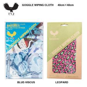 EQ ゴーグル ワイピング クロス / GOGGLE WIPING CLOTH