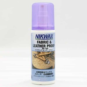 NIKWAX ファブリック&レザー シューズ用スプレー撥水剤|bussel