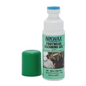 NIKWAX クリーニングジェル スポンジA シューズ用洗剤 bussel