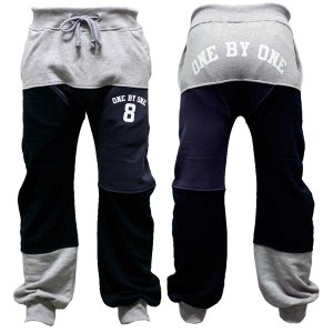 Collage Sweat Pant one by one clothing カレッジスウェットパンツ|bussel