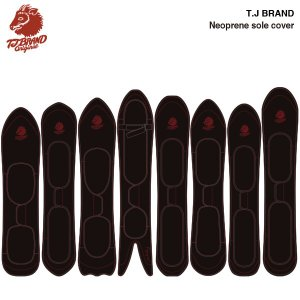 T.J Brand backyardtoy Neoprene Sole Cover / ティー・ジェイ ブランド専用ソールカバー|bussel