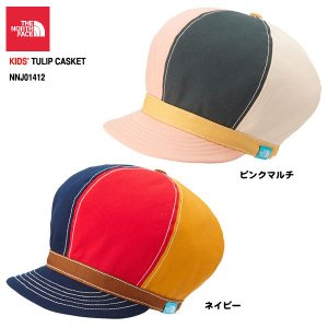 THE NORTH FACE NNJ01412 Kids Tulip Casket / キッズチューリップキャスケット(キッズ)|bussel