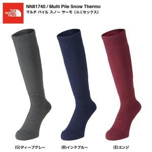 THE NORTH FACE NN81740 Multi Pile Snow Thermo  / ノースフェイス マルチ パイル スノー サーモ(ユニセックス)|bussel