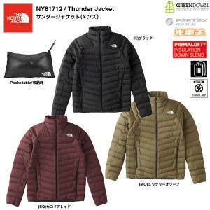 THE NORTH FACE NY81712 Thunder Jacket  / ザ・ノースフェイス サンダージャケット(メンズ)|bussel