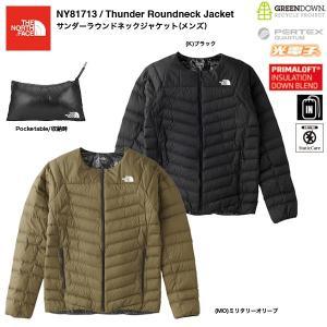 THE NORTH FACE NY81713 Thunder Roundneck Jacket  / ザ・ノースフェイス サンダーラウンドネックジャケット(メンズ)|bussel