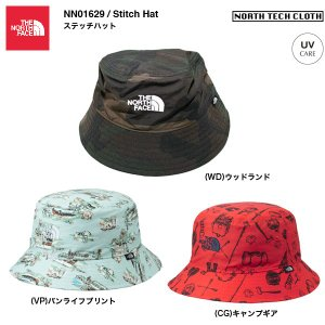 THE NORTH FACE NN01629 Stitch Hat / ステッチハット|bussel