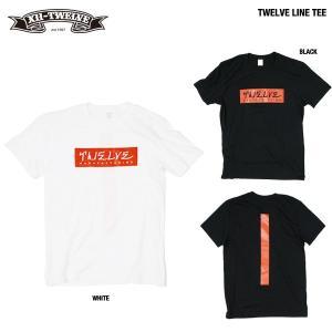 TWELVE LINE T-shirts / トゥエルブ 2018モデル ラインTシャツ|bussel