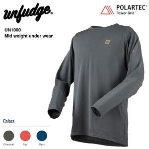 UN / Unfudge UN1000 Midweight under wear / アンファッジ アンダーウェア bussel