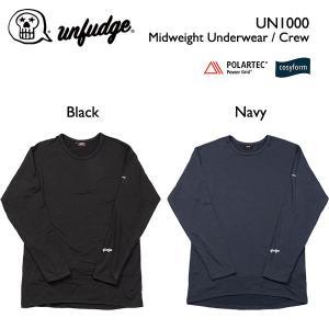 Unfudge UN1000 Midweight Underwear Crew / アンファッジ ア...