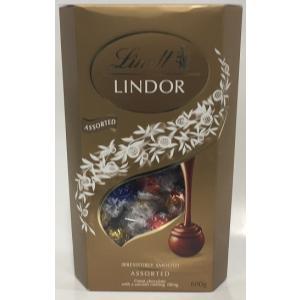 リンツ リンドール トリュフチョコレート アソート 5種類 ...