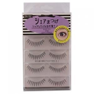 シェアまつげ  スイート  eyes  SH−102  4ペア|busshouzan