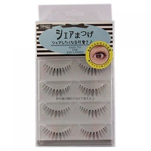 シェアまつげ  リッチ  eyes  SH−103  4ペア|busshouzan