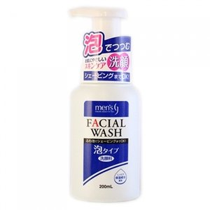 メンズ泡洗顔 本体 200ml|busshouzan
