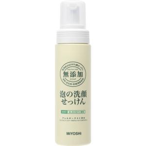 無添加泡の洗顔せっけん 200ml|busshouzan