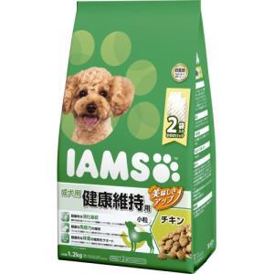 アイムス 成犬用 健康維持用 チキン 小粒 1.2kg|busshouzan