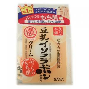 サナ なめらか本舗 豆乳イソフラボン含有の しっとりクリーム NA 50g|busshouzan