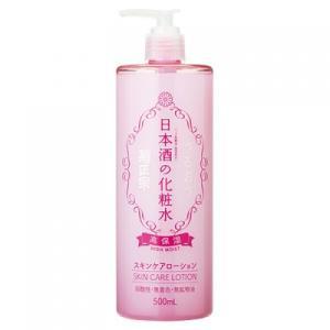 菊正宗 日本酒の化粧水 高保湿 500ml|busshouzan