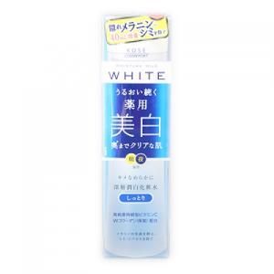 【医薬部外品】モイスチュアマイルド ホワイト ローションM しっとり 180ml|busshouzan