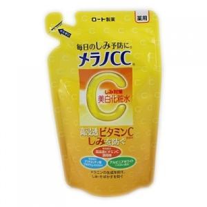 【医薬部外品】ロート メラノCC 薬用しみ対策 美白化粧水 つめかえ用 170ml busshouzan