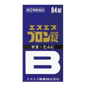 【第(2)類医薬品】エスエス ブロン錠 84錠|busshouzan