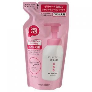 【医薬部外品】コラージュフルフル 泡石鹸 ピンク つめかえ用 210ml|busshouzan