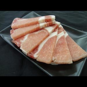 豚ロース焼肉カット「夢の大地」【北海道産】(500g) butcher