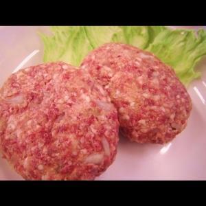 ぶっちゃー謹製 手ごねハンバーグ(5個入) butcher