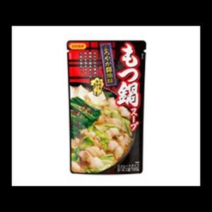 もつ鍋スープ(醤油味)ストレートタイプ(720g)(3-4人前)|butcher