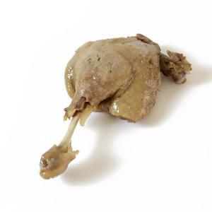 合鴨骨付きモモ肉のコンフィ(調理済)1本入 (約200g)|butcher