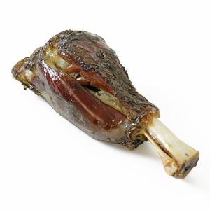 仔羊の骨付きすね肉(調理済)2本入 約700g|butcher