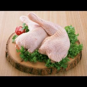 鶏骨付モモ肉【国産】 2本(約500g) butcher