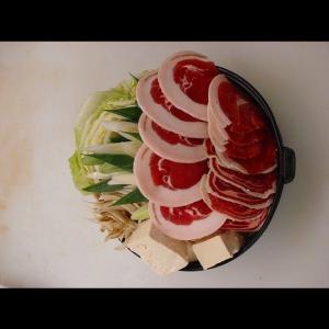 猪肉特選ロース・肩ロースセット(100g)〔兵庫県産〕冷凍パック|butcher