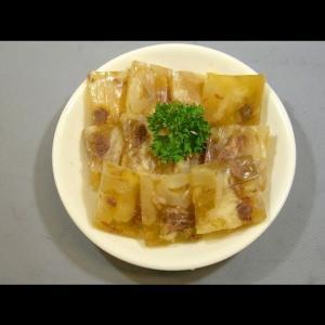 お肉の煮こごり【ぶっちゃー謹製】(300g)|butcher