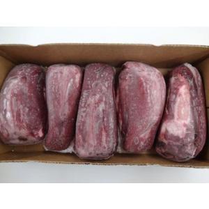 牛タンブロック業務用【アメリカ産】(皮剥き・先カット)1ケース(約5kg)|butcher|02