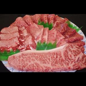 黒毛和牛 A5 極旨特上焼肉セット(計1kg)たれ付|butcher