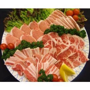 国産豚 盛り合わせ焼肉セット(1Kg) butcher