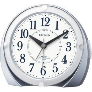 目覚まし時計 置き時計 電波時計 シチズン リズ...の商品画像
