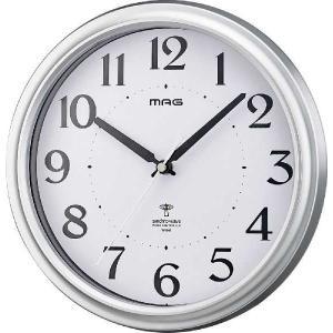 掛け時計 掛時計 壁掛け時計 電波時計 プラ アストル MA...