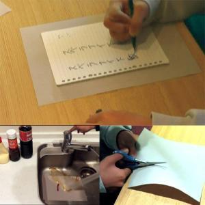 スベラナイト 片手でも字が書ける滑り止めシート