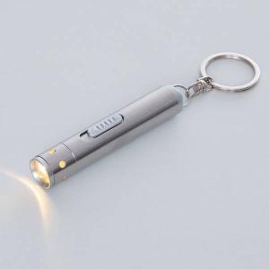 UVはダイヤモンドやルビーなどの宝石の観察に便利 商品名:UVポケットツインライト 電球:UVLED...