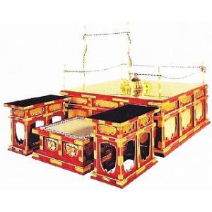寺院用 仏具(各宗派) 寺院仏具 彫なし 護摩壇 5尺|butsudansyokunin