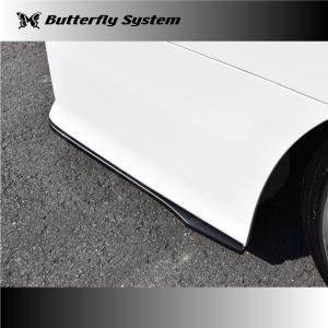ヴェルファイア アルファード 30 リアフラップスポイラー エアロパーツ VELLFIRE Z(Z/ZA/ZR) ALPHARD S(S/SA/SR) グレード専用 GLANZ 塗装なし|butterfly-system