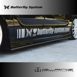 スペーシアカスタム MK53S サイドフラップスポイラー エアロパーツ 【GLANZ】 塗装なし|butterfly-system