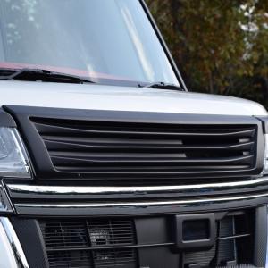 LA600S タントカスタム エアロパーツ フロントグリル 【GLANZ】 純正塗装済商品 全車|butterfly-system