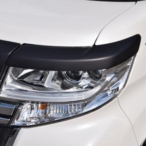 LA600S タントカスタム エアロパーツ アイライン ヘッドライトカバー 【GLANZ】 塗装なし 全車|butterfly-system