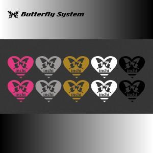 17インチデカール|butterfly-system