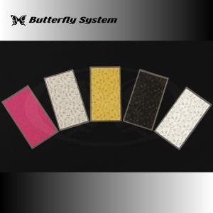 【アウトレット】ミニレースレーベル|butterfly-system